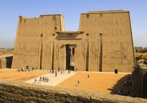 Таинственный мир Египета